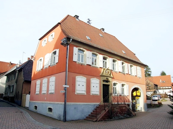 eschelbronnaltespfarrhaus